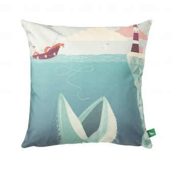 The Fear Of Drowning Cushion