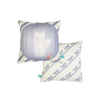 """1001 Nights Of Snow"" Cushion Cover"