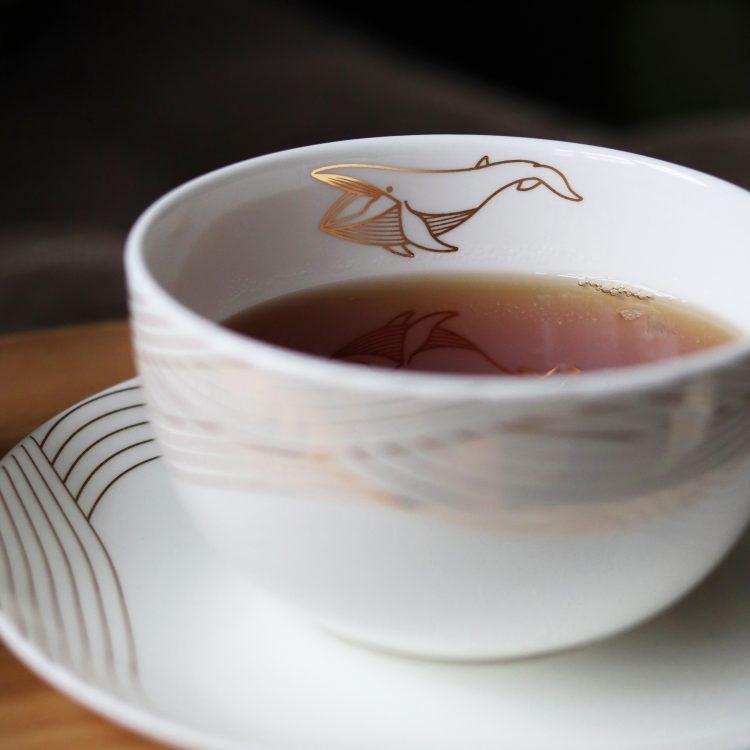 Quinn the fox Teacup
