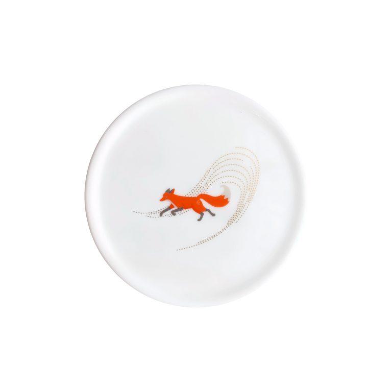 Quinn the Fox Coaster