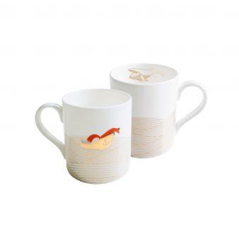 quinn the fox storm surge mug